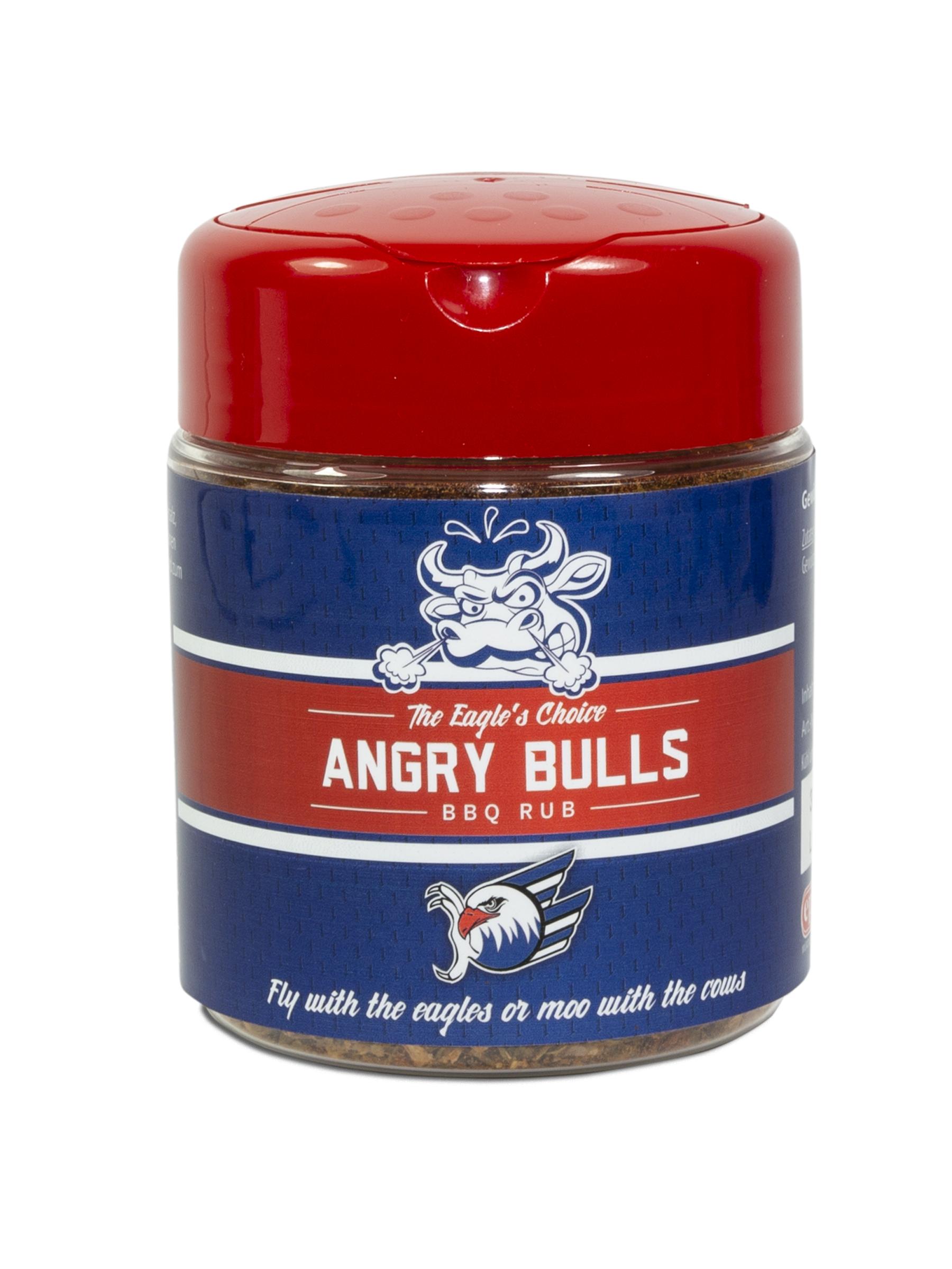 Angry Bulls BBQ Rub