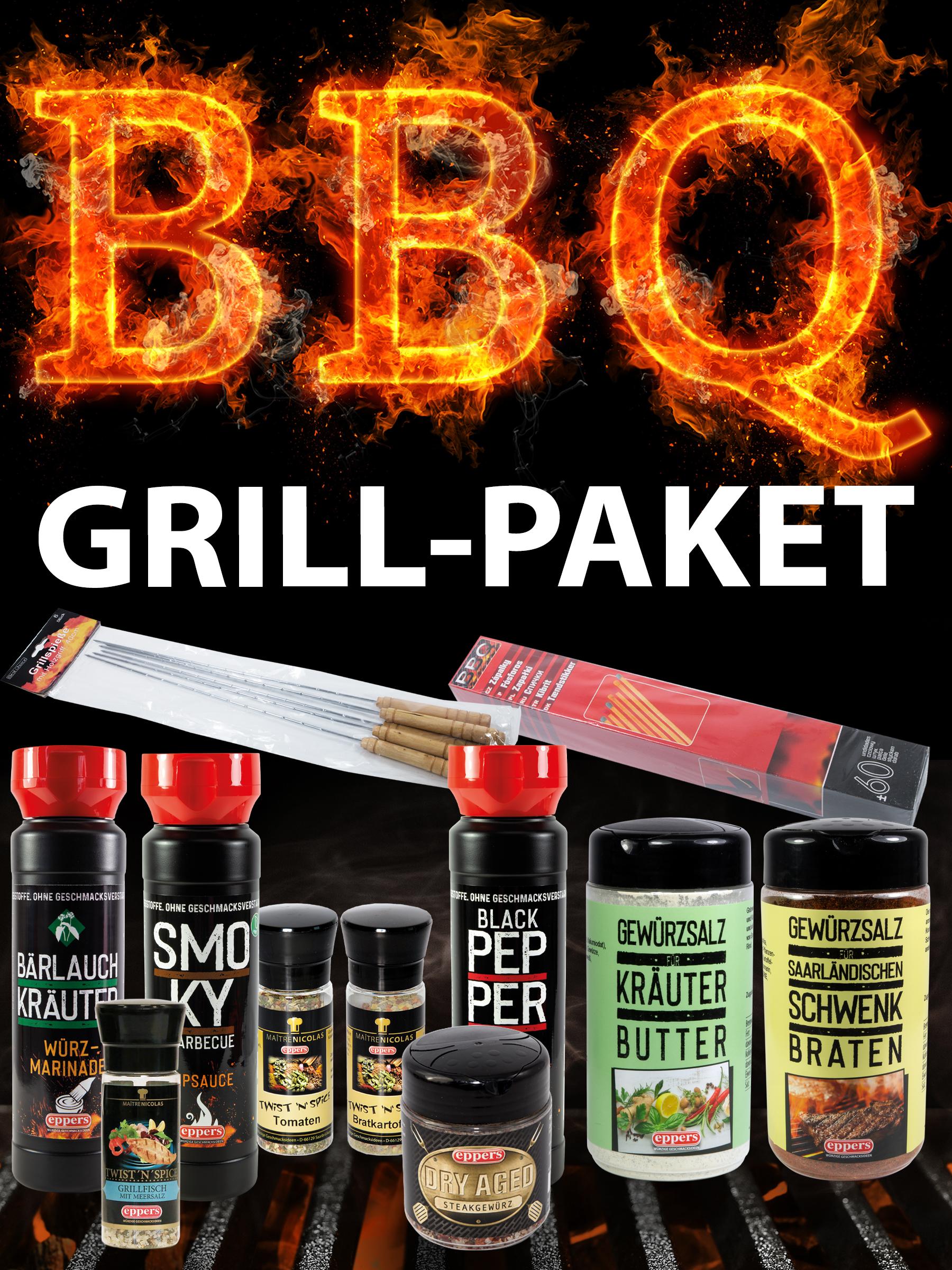 BBQ-Grillpaket