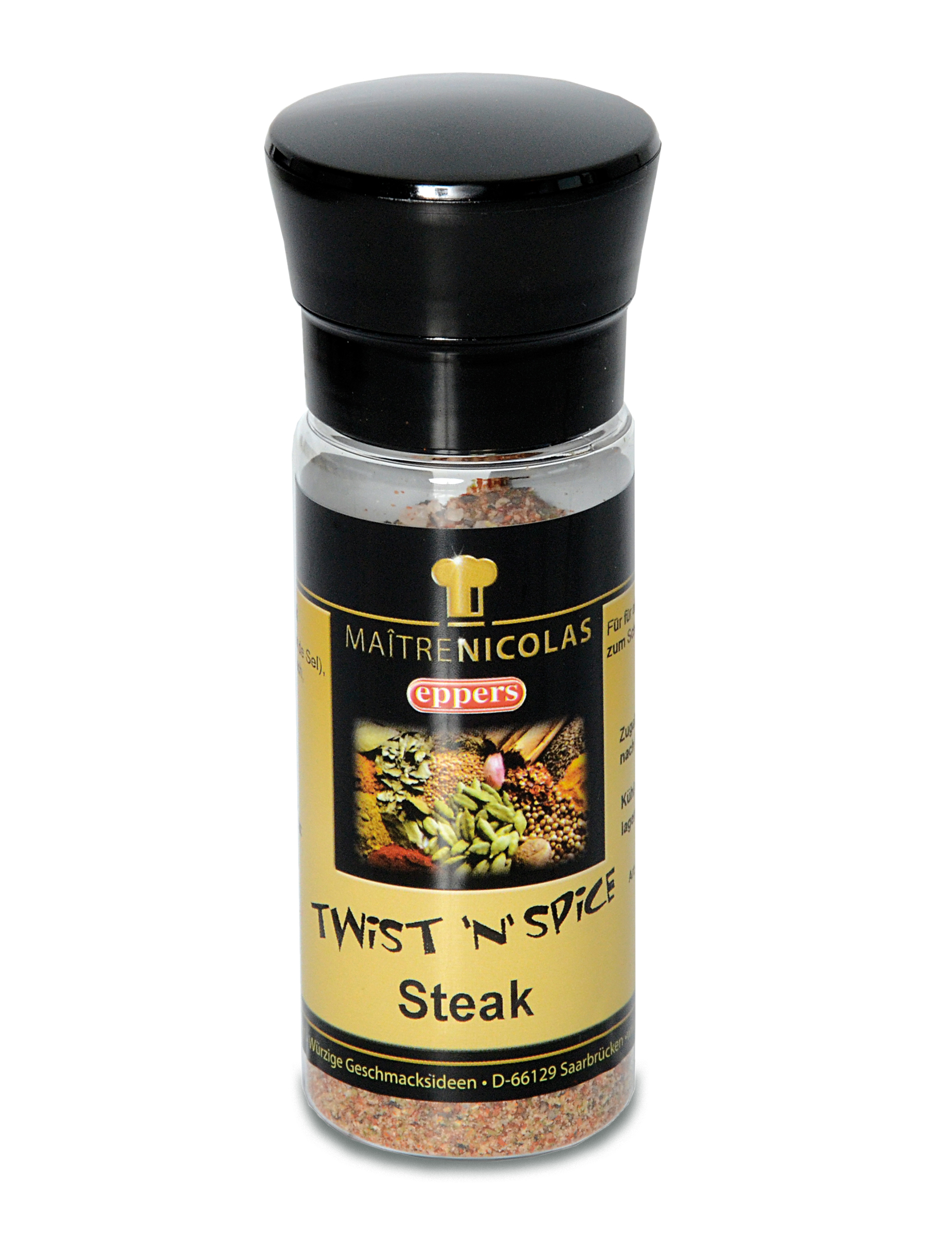 Steak Twist´n´Spice