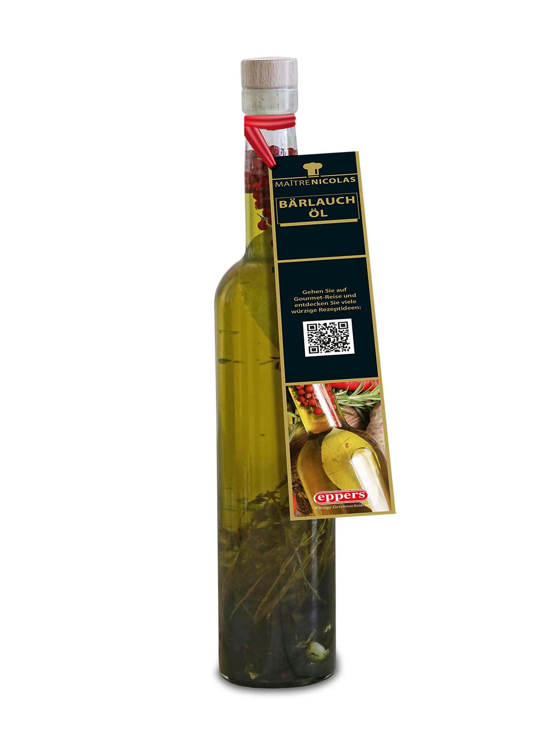 Bärlauch Öl